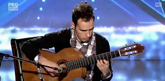 Catalin Vlad, ROmanii au Talent 2016
