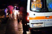 Accident grav in Bunesti, Gherla. O tanara de 17 ani a murit dupa ce a traversat prin loc nepermis