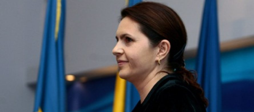 Adriana Saftoiu, varianta luata in calcul de PNL la Primaria Generala, dupa refuzul lui Predoiu de a candida
