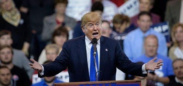 ALEGERI SUA. Donald Trump, invins in alegerile primare din Washington si Wyoming