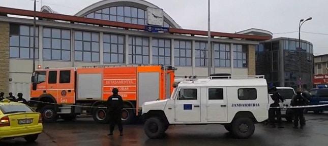 Alerta cu bomba la Constanta. Un pachet suspect, gasit in trenul Bucuresti - Constanta