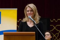 Mesajul Alinei Gorghiu de 1 Martie: Zambetul este cel mai frumos martisor