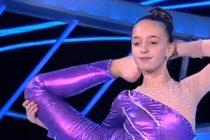 ANDREEA TUCALIUC LA NEXT STAR 2016. VIDEO. Fetita elastic a facut spectacol pe scena Next Star