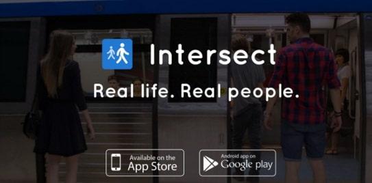 Aplicatia Intersect, lansata de trei romani, iti arata persoanele cu care te-ai intersectat in viata reala