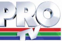 Proprietarul Pro TV anunta venituri in scadere pe piata din Romania