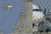 Un avion EgyptAir a fost deturnat in Cipru. Avionul cu 81 de persoane la bord circula pe ruta Cairo-Alexandria