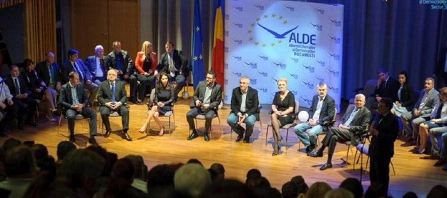 Elena Petrescu, candidatul ALDE pentru Primaria Sectorului 3