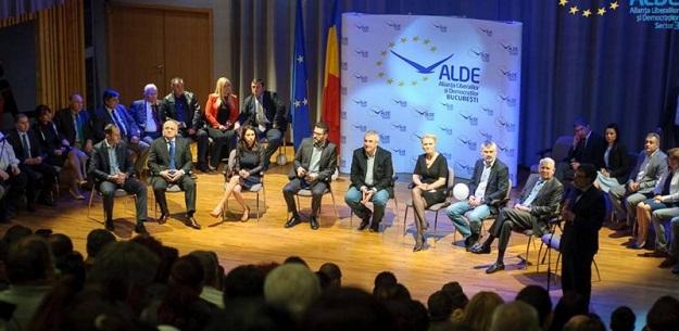 Elena Petrescu, candidat ALDE