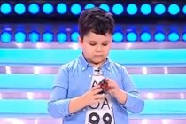 DANI PLOHI – NEXT STAR 31 MARTIE 2016. Cubul Rubik, la superlativ! E geniul Next Star!