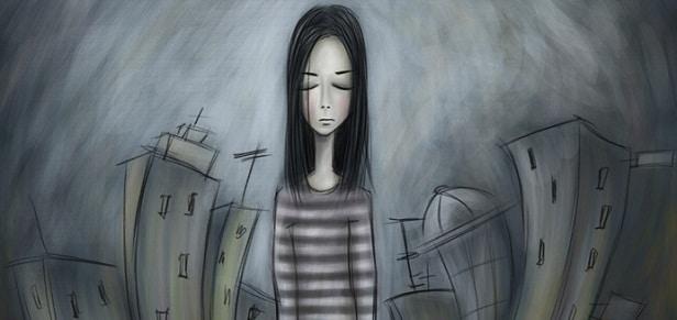 Anxietatea si depresia sunt probleme care se acutizeaza in Romania, atrag atentia psihologii