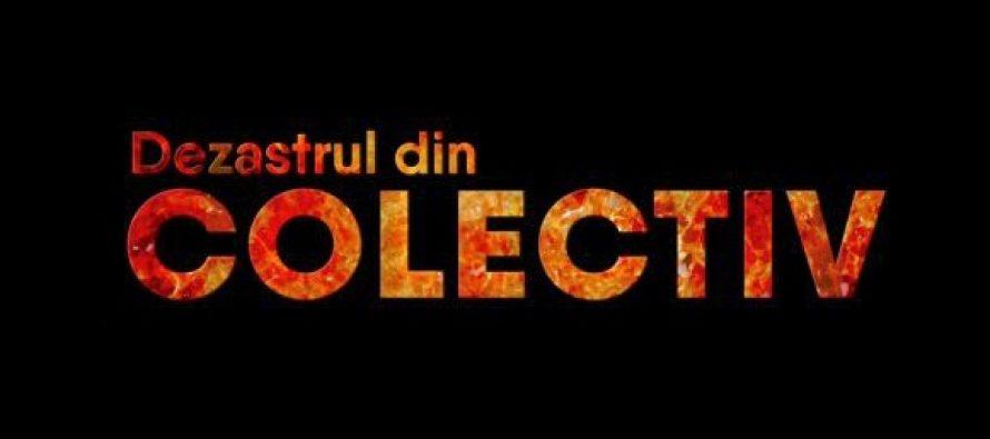 Documentarul DEZASTRUL DIN COLECTIV, difuzat duminica, 13 martie, de Discovery Channel