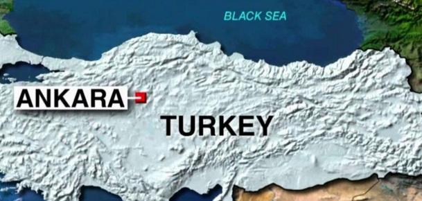 TURCIA. Explozie la Ankara, cel putin 34 de morti si 125 de raniti