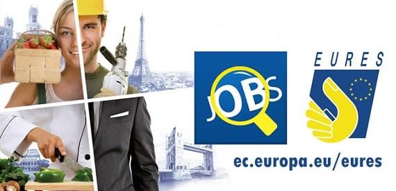Locuri de munca oferite prin reteaua EURES in tari precum Germania, Malta, Olanda, Cehia, Danemarca, Belgia sau Finlanda