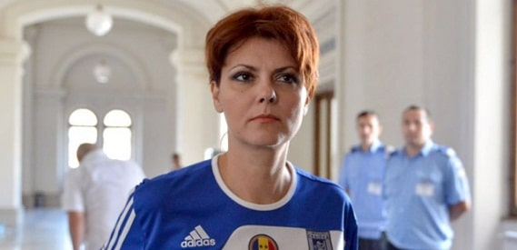 Olguta Vasilescu, retinuta pentru mita in campanie