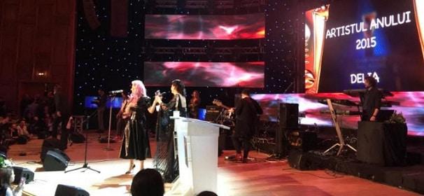 Premiile Muzicale Radio Romania: Marius Teicu, Gabriel Cotabita si Delia, printre artistii premiati
