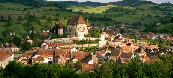 Doi olandezi si-au lasat tara si s-au mutat definitiv in Romania! Acum locuiesc la Richis, un sat pitoresc din Transilvania