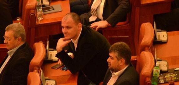 Sebastian Ghita nu poate fi retinut de DNA, a decis Camera Deputatilor