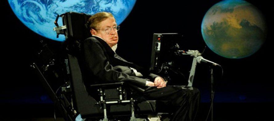 Stephen Hawking, previziuni despre viitor: Oamenii vor trai pe Marte in urmatorii 100 de ani