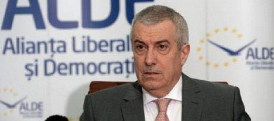 Tariceanu: Membrii ALDE care au acceptat functii in cabinetul Dancila si la Senat s-au vandut