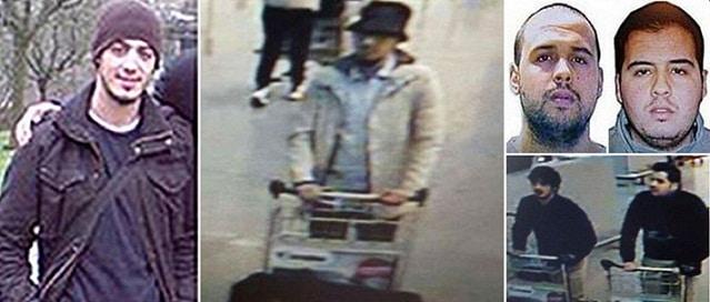 Teroristul Najim Laachraoui a fost prins la Bruxelles. Ceilalti doi teroristi au murit in aeroportul Zaventem