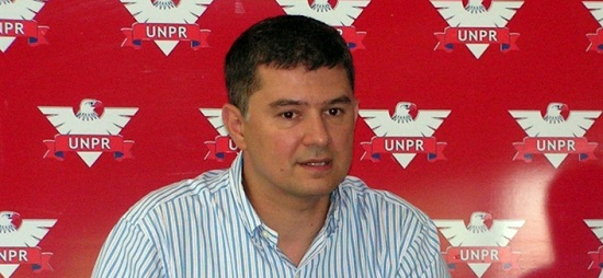 Demisii in masa din UNPR, insa presedintele Valeriu Steriu crede in identitatea partidului