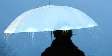 ANM: Informare de vreme rea in toata tara pana miercuri seara