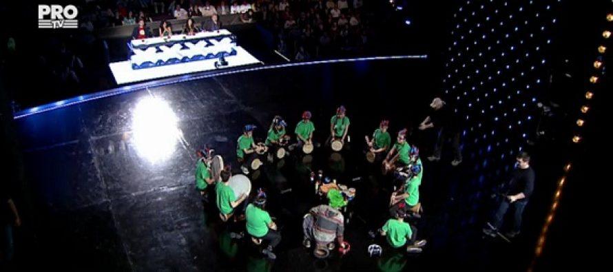 ROMANII AU TALENT 2016, 29 APRILIE. Dreams Drums Druum, in prima semifinala ROMANII AU TALENT