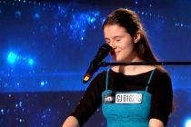 MARA PRUNA, ROMANII AU TALENT 29 APRILIE 2016. Mara a interpretat o piesa scrisa de ea!