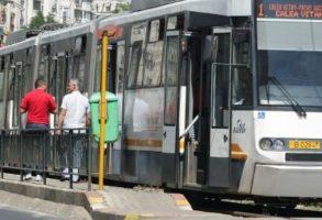 Tramvaiul 41, suspendat timp de doua zile de RATB