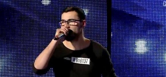ALEXANDRU PRECUP, ROMANII AU TALENT 8 APRILIE 2016. VIDEO. Ropote de aplauze!