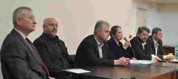 Incident electoral in Botosani. A murit inecat cu un mic la lansarea candidatului PNL