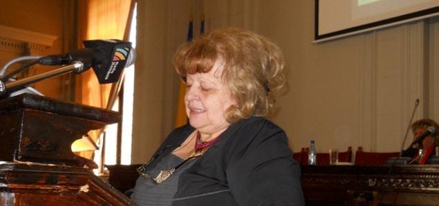 Carmen Dumitriu, directorul Muzeului de Istorie a Evreilor, a murit. Inmormantarea va avea loc la Cimitirul Ghencea