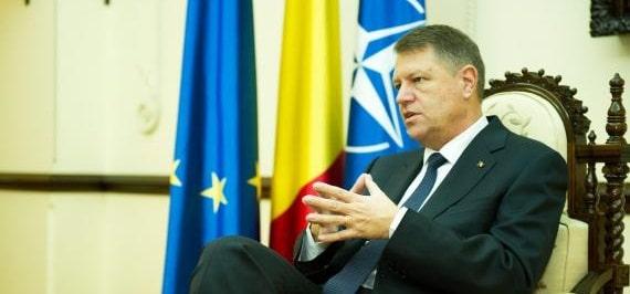 Klaus Iohannis: Nu mai avem vesnicele Breaking News-uri de certuri intre presedinte si premier