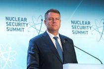 Iohannis in SUA: Regiunea Marii Negre este cruciala pentru securitatea euroatlantica