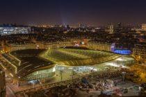 La Canopée, un spatiu urias din inima Parisului, inaugurat dupa 5 ani de lucrari faraonice