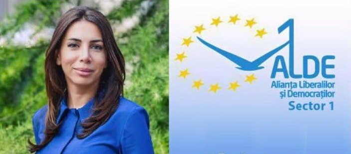 ALEGERI 2016. Laura Chiriac, candidatul ALDE la Primaria Sector 1