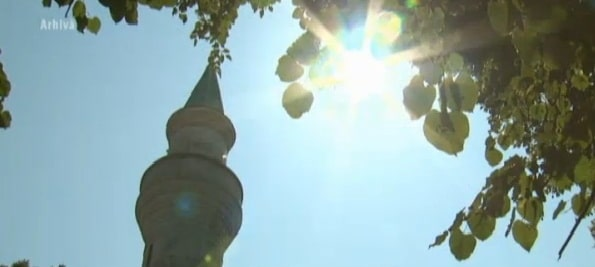 Mega Moschee in Bucuresti