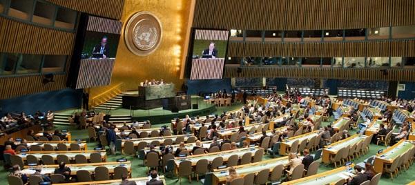 ONU se democratizeaza, dupa 7 decenii de alegeri secrete cu usile inchise