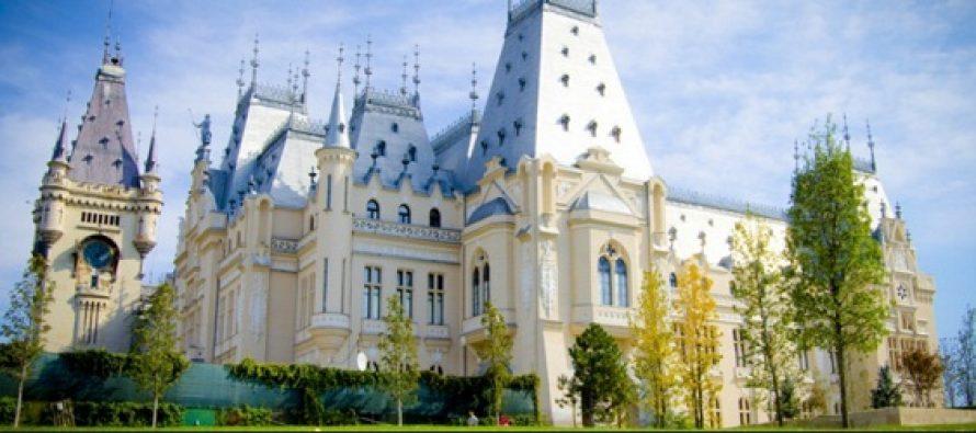 Palatul Culturii din Iasi, sfintit de Mitropolitul Moldovei si Bucovinei