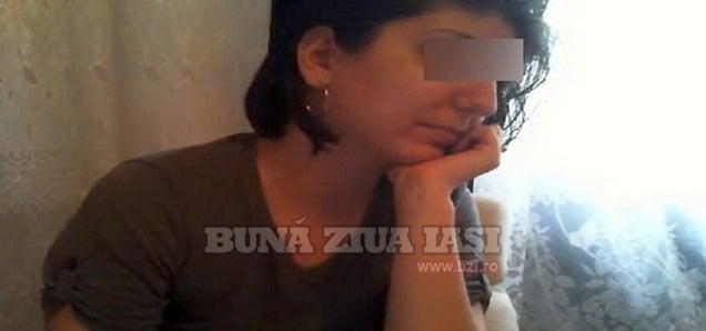 Profesoara Georgiana Dragan din Prisacani, Iasi, in videochat pe site-uri porno. ISJ Iasi ancheteaza cazul