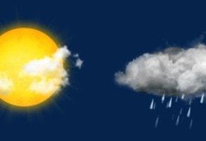Vremea se mentine instabila pana la jumatatea saptamanii viitoare in aproape toata tara