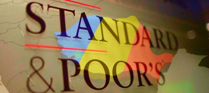 Ratingul Romaniei, confirmat de S&P. Avertisment: Noua Lege a salarizarii ar putea duce Romania in deficit excesiv
