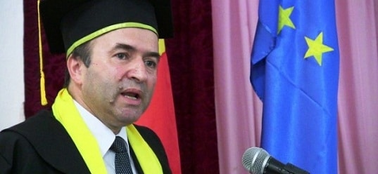 Tudorel Toader, validat de Ministerul Educatiei ca rector al Universitatii Alexandru Ioan Cuza (UAIC) Iasi