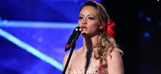 NADIA BUDURUSI, ROMANII AU TALENT 6 MAI 201. VIDEO SEMIFINALA