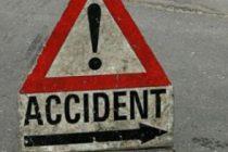 Accident in Sibiu, intre Seica Mare si Medias, soldat cu un mort si patru raniti