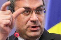 Baconschi a fost dat afara din Ministerul Afacerilor Externe