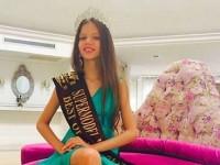 Bianca Nicole Draghiciu, o fetita de 11 ani din Sibiu, este Super Model of the World 2016