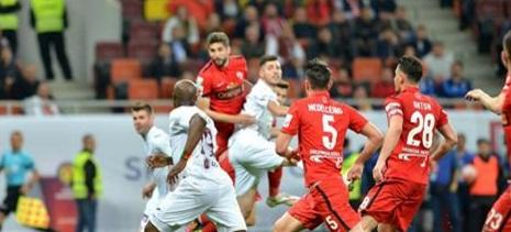 DINAMO a pierdut Cupa Romaniei in meciul dedicat lui Ekeng! CFR Cluj i-a invins pe dinamovisti cu 7-6