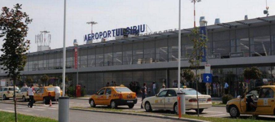 Femeie injunghiata pe Aeroportul din Sibiu de fostul sot. Fiica lor este medic rezident si i-a acordat primul ajutor