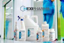 REZULTATE OFICIALE: Dezinfectantii Hexi Pharma au fost diluati si de 10 ori fata de valoarea declarata